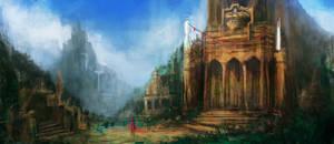 Temple Speedy by jordangrimmer