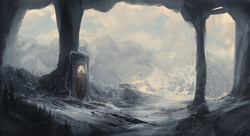Snow Sanctuary by jordangrimmer