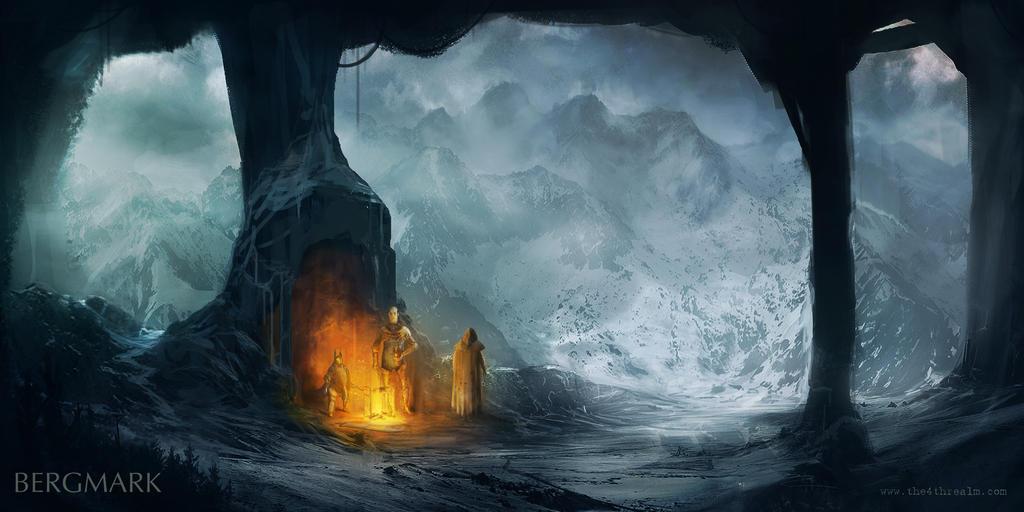 Aperçu de la forge Bergmark___snow_sanctuary_by_kingcloud-d4tiymw