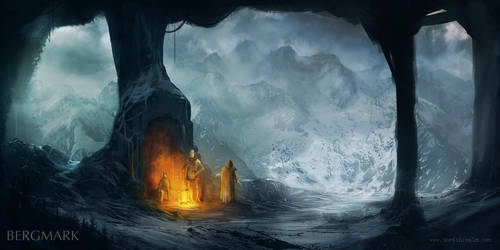 Bergmark - Snow Sanctuary by jordangrimmer