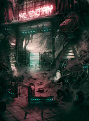 Neon Compound by jordangrimmer