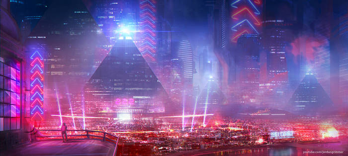 Neos City by jordangrimmer
