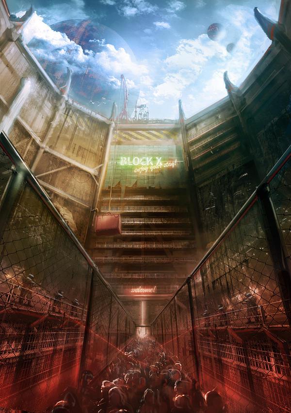 Block X by jordangrimmer