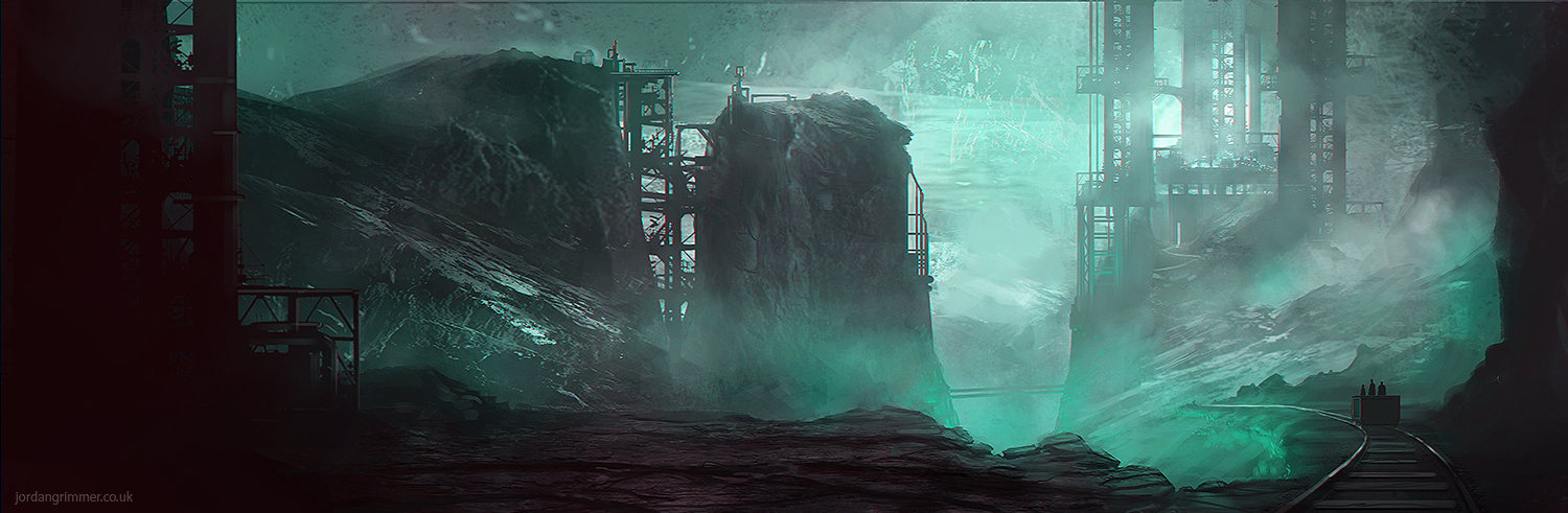 Mythril Mine by jordangrimmer