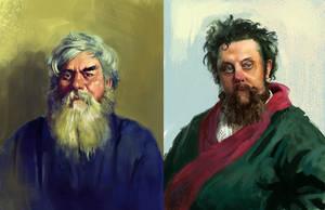 Repin Studies by jordangrimmer