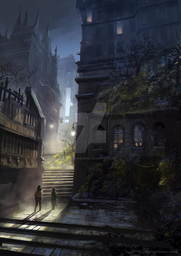 Night City by jordangrimmer