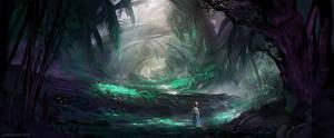 Deep Dark Wood