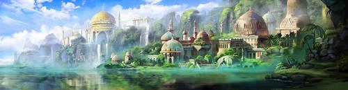 Jungle City by jordangrimmer