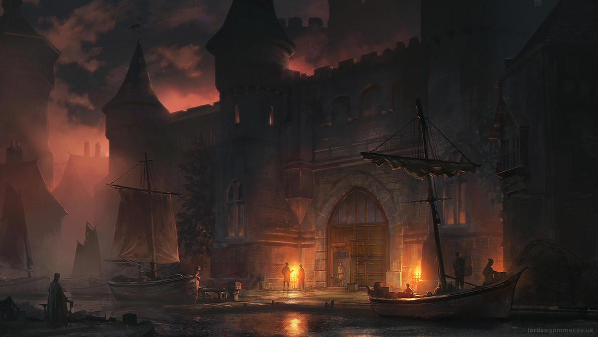 Dock By Jordangrimmer On Deviantart