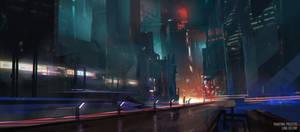 Blade Runner + Process