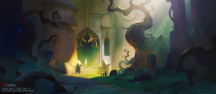 Hidden Palace + Process