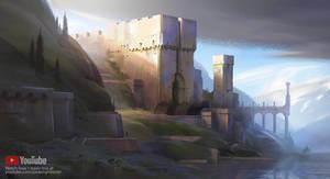 Riverside Castle + Process Video