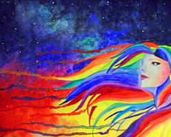 Part of the Galaxy by EvannaVanyaEliska