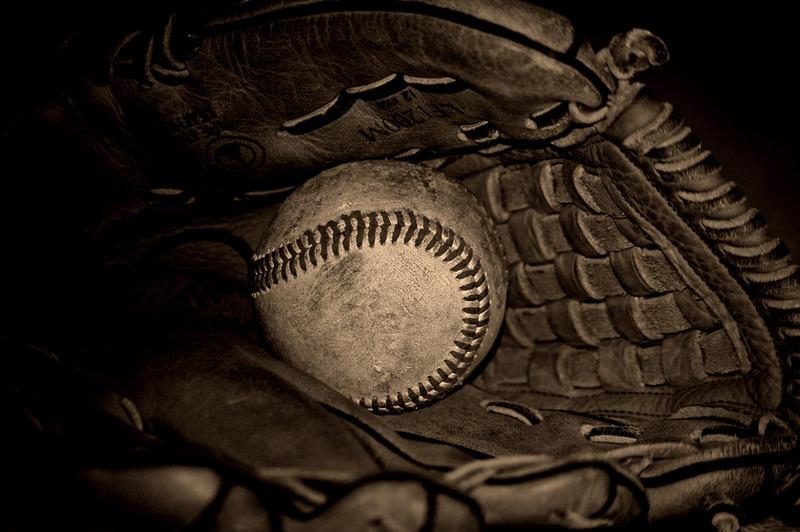 Baseball glove by mtw-dos