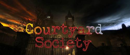 Courtyard Society title logo