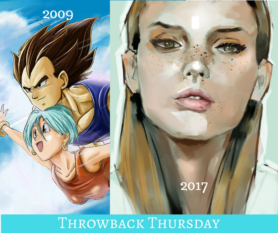 Throwback Thursday by Sophie2501