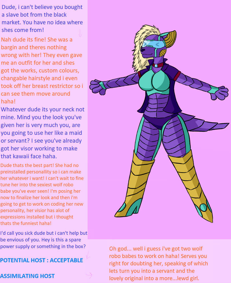 Robotification TG TF [PART 2 WITH TEXT] by QuickCast
