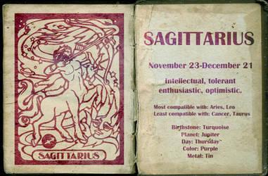 Sagittarius by Miss--Dee