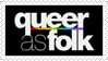 QaF Stamp Logo by CallyKhS