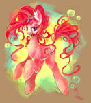 Pinkie candy - collab