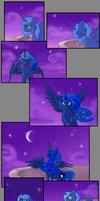 Luna's descent