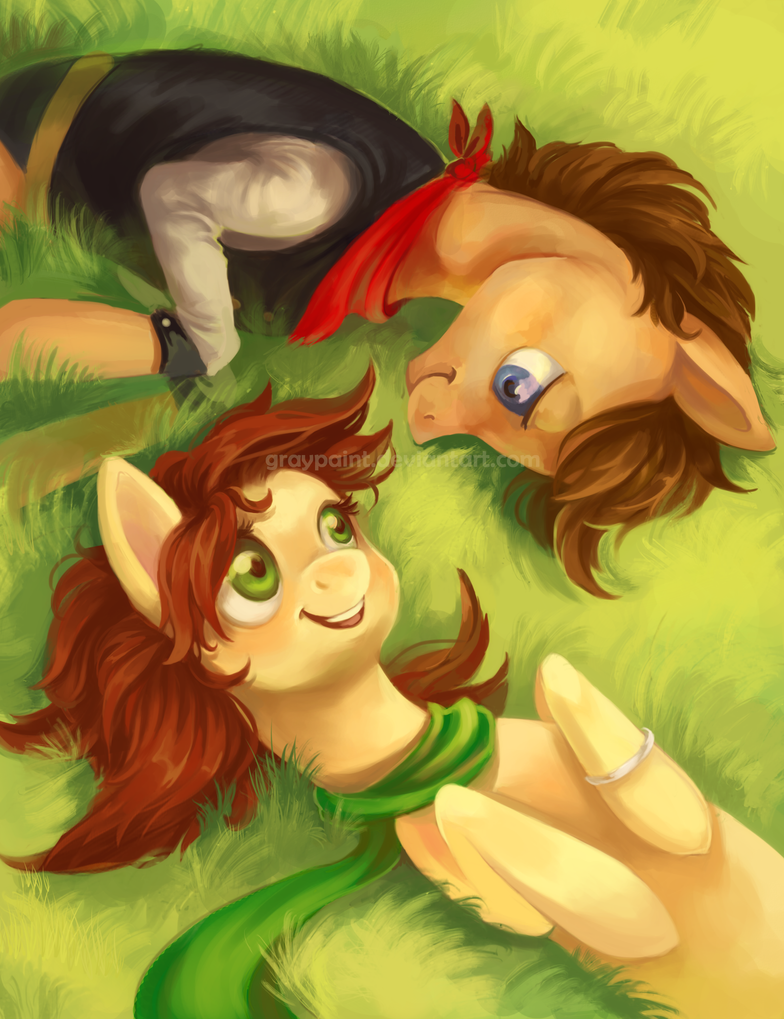 Sunny day by GrayPaint