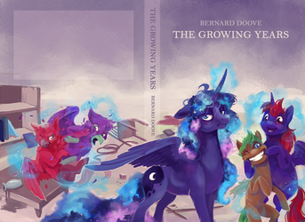 Growing years by GrayPaint