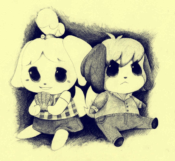 .: Isabelle .::. Digby :. by ihavenobananas