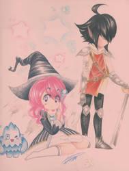 Fantasy Life by ihavenobananas