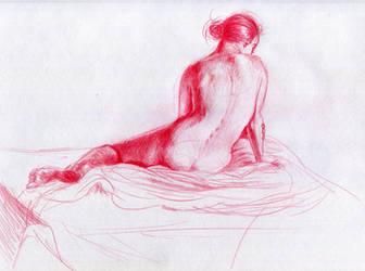 anatomy study by ihavenobananas