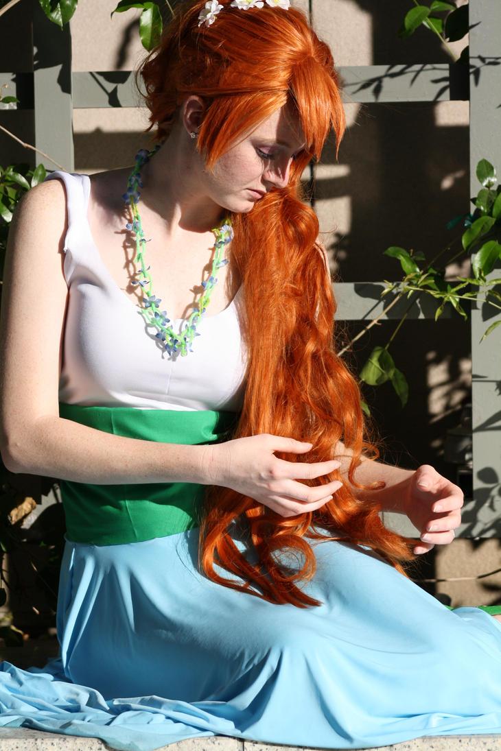 Thumbelina~ by LadyHezaNailo