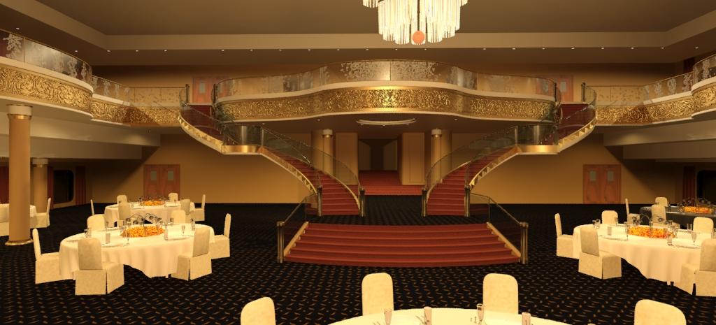 Poseidon Ballroom by GabrielAuger on DeviantArt