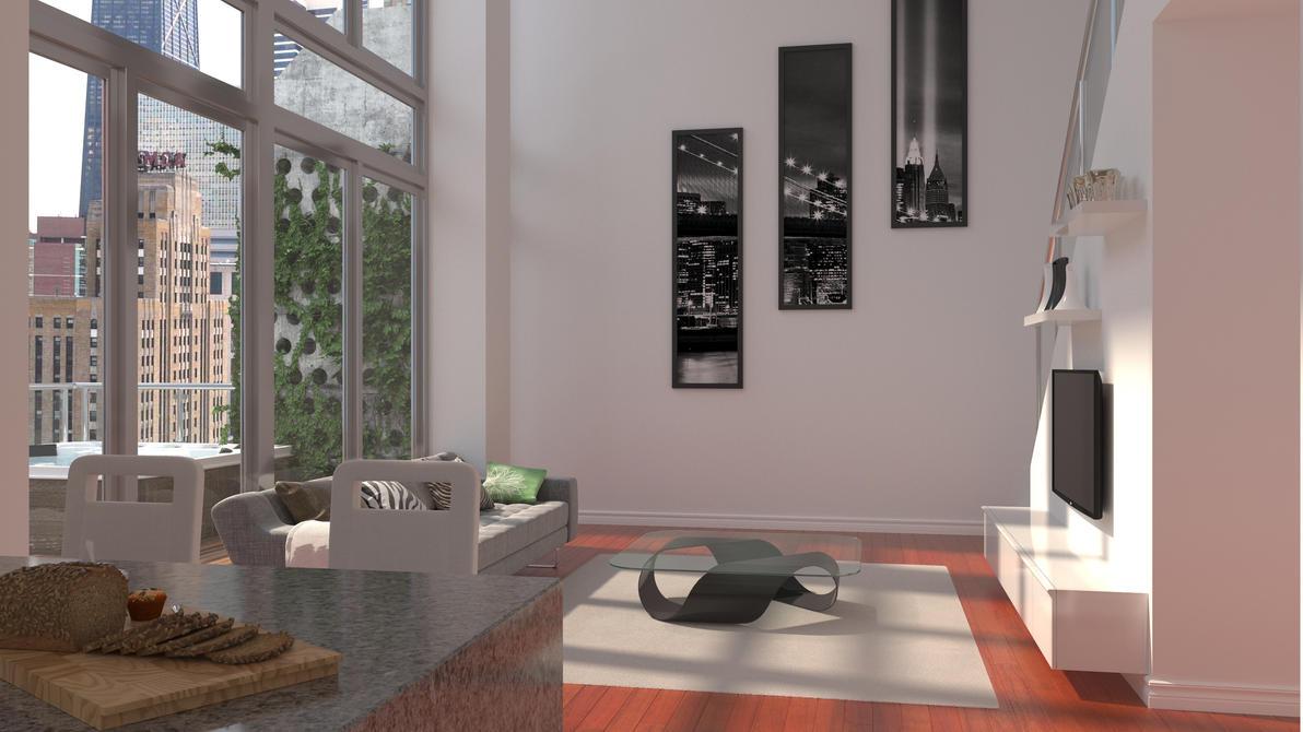Penthouse by GabrielAuger