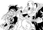 BAW: tenshinhan vs yamcha