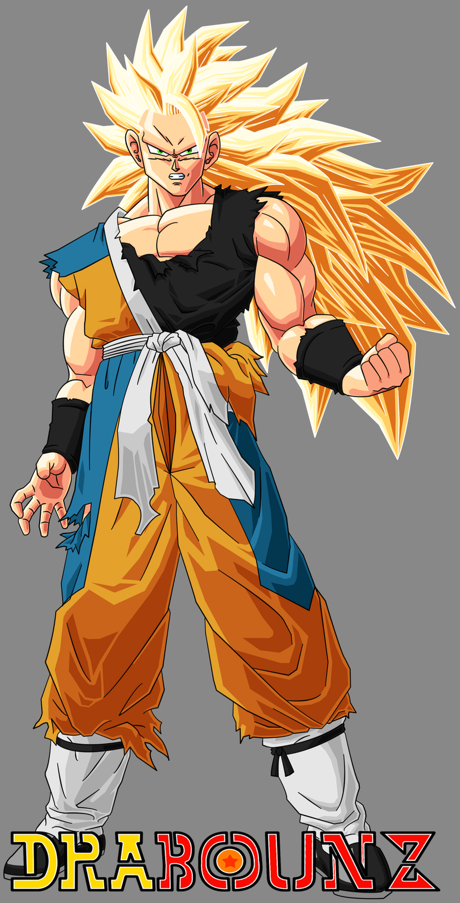 dbz fake 22 by DrabounZ
