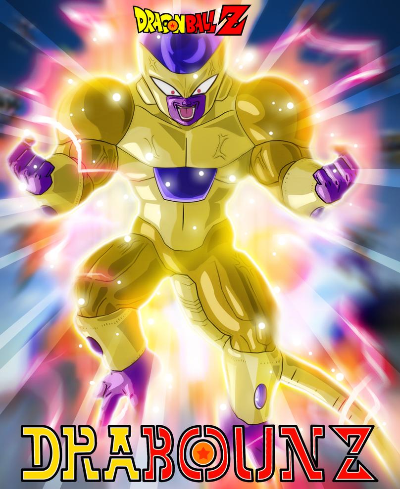 gold freezer by DrabounZ