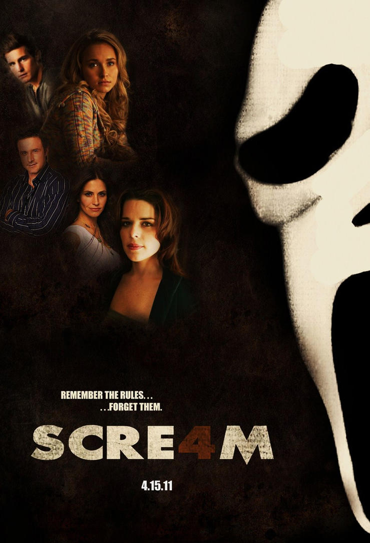 Scre4m Game Updated to Version 1.1 | Scream-Trilogy