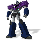 Optimus Prime (Shattered Glass)