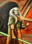 Jedi Consular Portrait