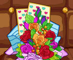 Cards and Roses
