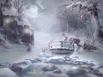Winternight by SoulcolorsArt