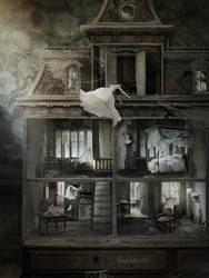 Ghostdollhouse