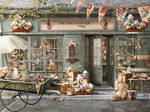 The Red Flowershop