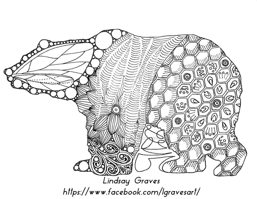 rilakkuma bear coloring pages - photo#31