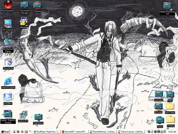 Xanitos Desktop by VaJt