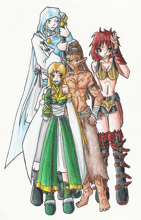 Golden Staff: Group by VaJt