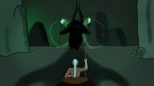 The Avatar vs The Spirit Warrior
