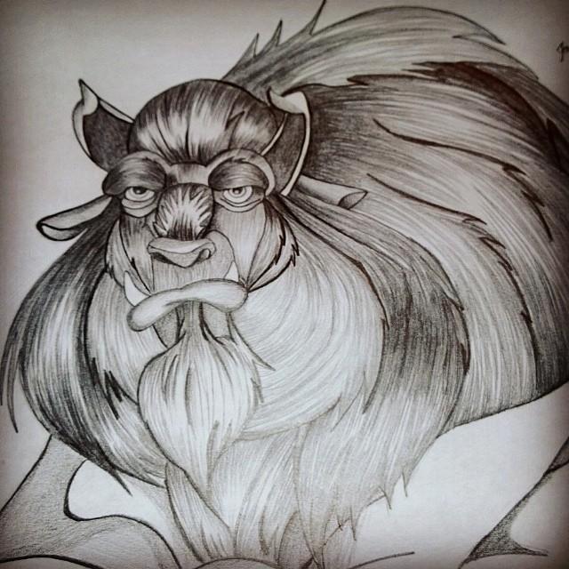 Beast by JaceyM