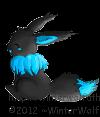 Adopted Eevee Aurora by WildloreCreatures