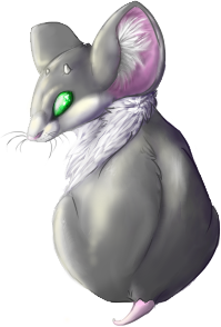 Mouse Sprite by WolfOfTheWinterMoon